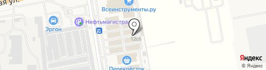 Мебельный магазин на карте Старой Купавны