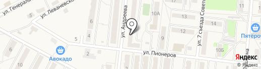 Стиль на карте Узловой