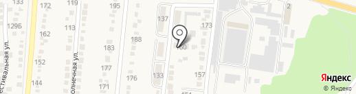 Детский сад №31 на карте Абинска