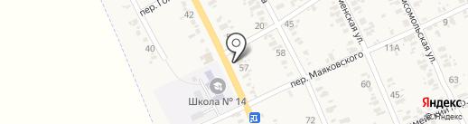 Фристайл, строительный магазин на карте Иловайска