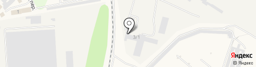 Путевая машинная станция №102 на карте Узловой