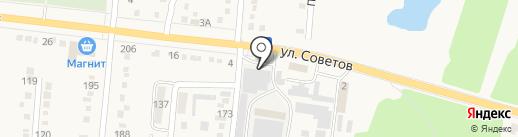 Кровельный центр на карте Абинска