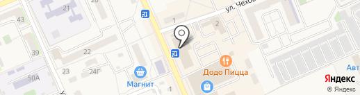 Star-Ko на карте Старой Купавны