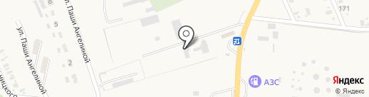ГПСЧ, Государственная пожарно-спасательная часть №87 на карте Иловайска