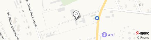 ГПСЧ, Государственная пожарно-спасательная часть №87, г. Иловайск на карте Иловайска
