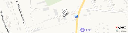Людмила на карте Иловайска