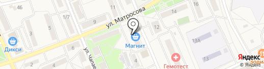 Книжный магазин на карте Старой Купавны