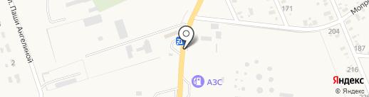 АЗС Терминал на карте Иловайска