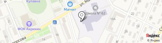 ИППОН на карте Старой Купавны