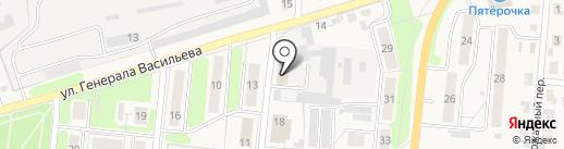 Тула Газ-сервис на карте Узловой
