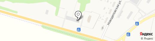 ЖЭП на карте Иловайска