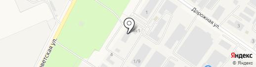 Агро03-Центр на карте Старой Купавны