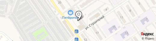 Минимаркет на карте Лосино-Петровского