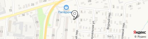 Ваш магазин на карте Узловой
