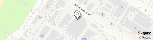 Мегатрейд на карте Старой Купавны