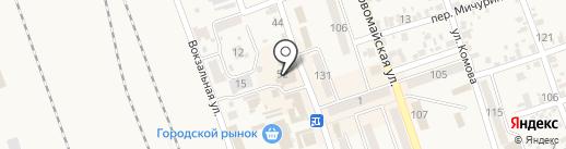 Большая стирка на карте Иловайска
