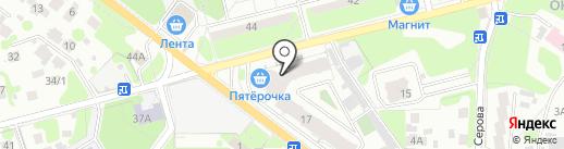 Фотограф+ на карте Раменского