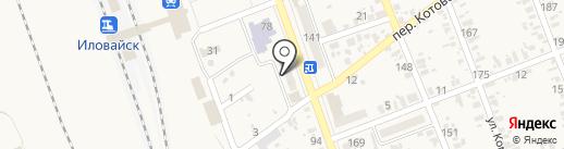 Сота на карте Иловайска
