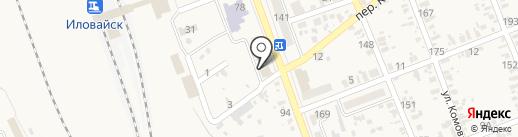 Сота, магазин на карте Иловайска