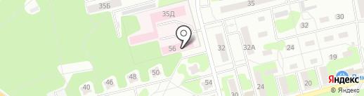Московский областной центр дезинфекции на карте Раменского