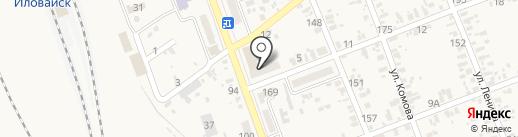 Дружба на карте Иловайска