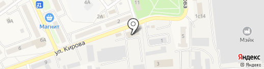 Юнайтед Трак Сервисиз на карте Лосино-Петровского