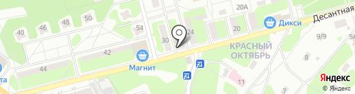 Пивасофф на карте Раменского