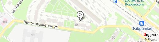 Будь как дома на карте Раменского
