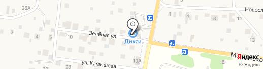 ВОЛЬТ на карте Лосино-Петровского