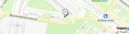 3Дент на карте Раменского