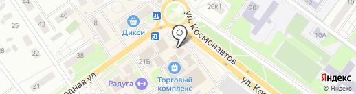 НИКАН Студио на карте Раменского