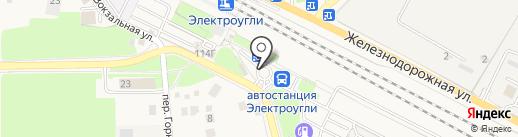 МТС на карте Электроуглей