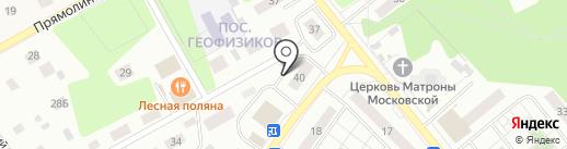 РемТехСервис на карте Раменского