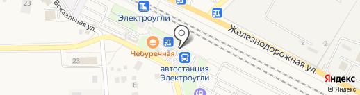 Банкомат, Банк Возрождение, ПАО на карте Электроуглей