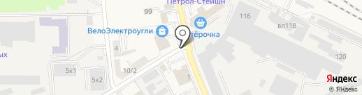 Евросеть на карте Электроуглей