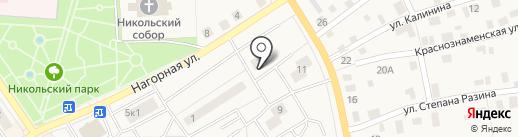 Мобильная шиномонтажная мастерская на карте Лосино-Петровского