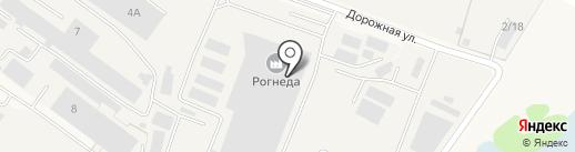 Рогнеда на карте Старой Купавны