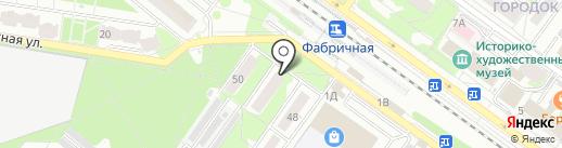 ЭксФарм на карте Раменского