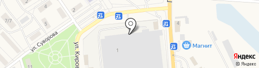 ЭкоПром на карте Лосино-Петровского