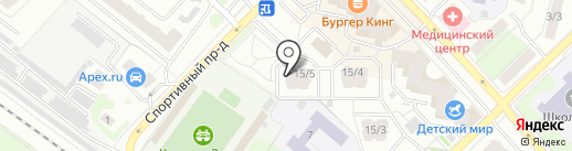 Сафоновский промкомбинат, ЗАО на карте Раменского