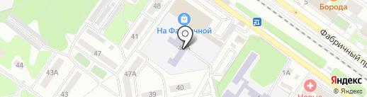 Раменский дом учителя на карте Раменского