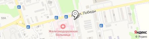 Империя на карте Иловайска