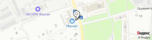 Платежный терминал, КБ Индустриальный Сберегательный Банк на карте Электроуглей