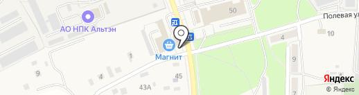Уют на карте Электроуглей