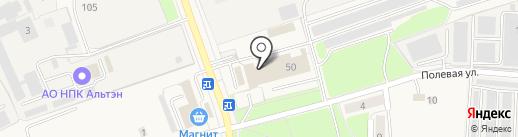 АЛЕШНЯ И ПАРТНЕРЫ на карте Электроуглей