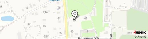 Адвокат Володинский И.Е. на карте Электроуглей