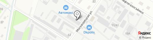 V6v8.ru на карте Раменского