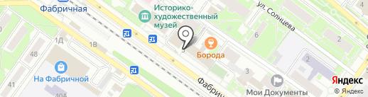 Виста-График на карте Раменского