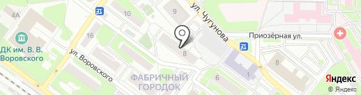 HYDROEL на карте Раменского
