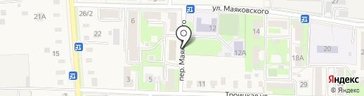 Энергия Плюс на карте Электроуглей